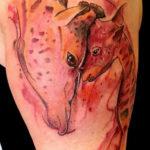 FABI Watercolour Tattoo