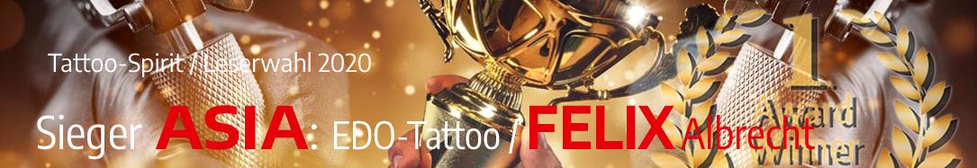 Sieger in der Kategorie Asiatisch: Felix Ablrecht