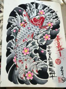 edo-tattoo artwork-FELIX-8836
