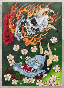 edo-tattoo artwork-FELIX-9243