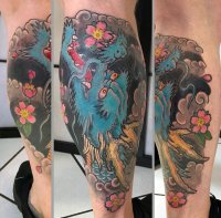 edo-tattoo-010-drachen-bein