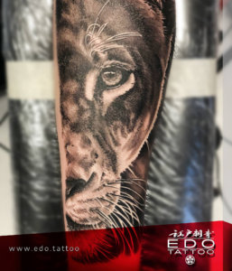 edo-tattoo-NAKATA-realistic-puma