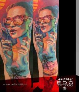 edo-Tattoo-NAKATA-Amsterdam2019