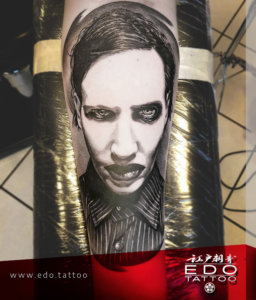 edo-tattoo-NAKATA-Marilyn Manson