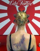 FELIX Tattoo Rücken